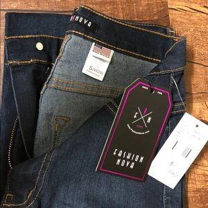 NWT Fashion Nova jeans!
